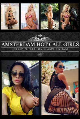 Amsterdam Hot Callgirls