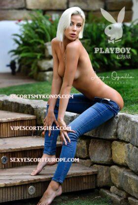 Playmate Naomi