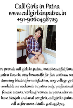 Ria – Call Girl in Patna